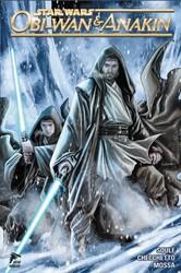 Çizgi Düşler - Star Wars Obi-Wan & Anakin