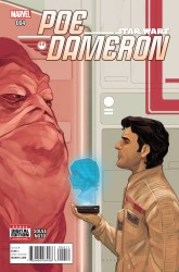 Marvel - Star Wars Poe Dameron # 4