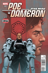Marvel - Star Wars Poe Dameron # 2