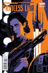 Marvel - Star Wars Princess Leia # 3 Francavilla Variant
