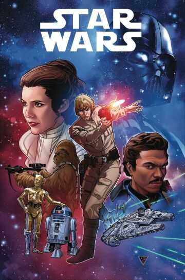Marvel - Star Wars Vol 1 Destiny Path TPB