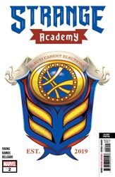 Marvel - Strange Academy # 2 2nd Ptg