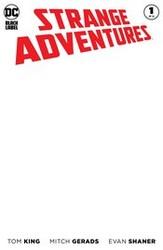 DC - Strange Adventures # 1 Blank