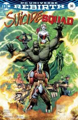 DC - Suicide Squad # 30 Variant