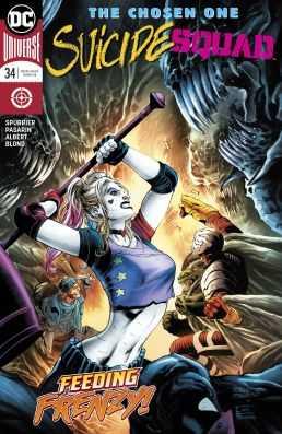 DC - Suicide Squad # 34
