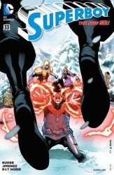 DC - Superboy (New 52) # 33