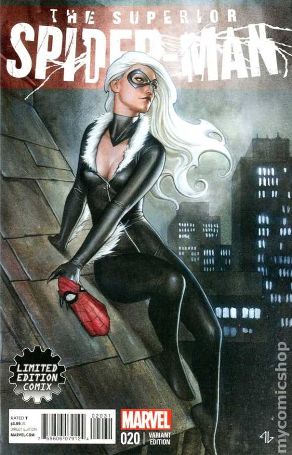 Marvel - Superior Spider-Man # 20 Granov Variant
