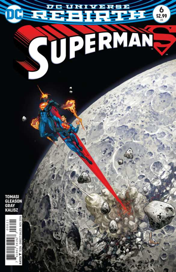 DC - Superman # 6 Variant