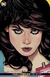 DC - Superman (2018) # 13 Card Stock Variant