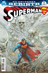 DC - Superman # 5 Variant