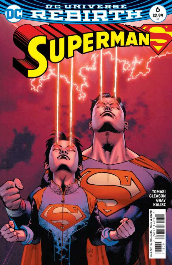 DC - Superman # 6