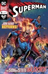 DC - Superman (2018) # 8