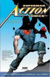 YKY - Superman Action Comics (Yeni 52) Cilt 1 Superman ve Çelik Adamlar
