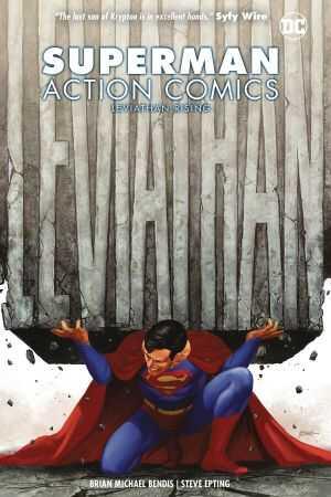 DC - Superman Action Comics Vol 2 Leviathan Rising TPB