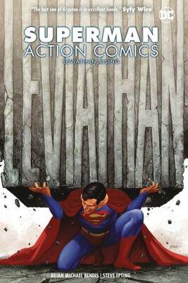 Superman Action Comics Vol 2 Leviathan Rising TPB