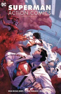 Superman Action Comics Vol 3 Leviathan Hunt HC