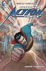DC - Superman Action Comics Vol 7 Under The Skin TPB