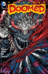 DC - Superman Doomed (New 52) # 1-2