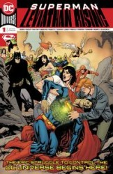 DC - Superman Leviathan Rising Special # 1