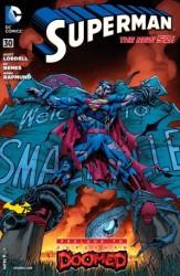 DC - Superman (New 52) # 30