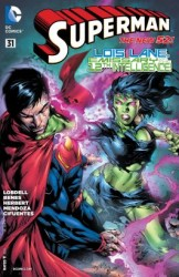 DC - Superman (New 52) # 31