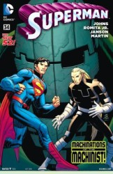 DC - Superman (New 52) # 34