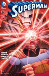 DC - Superman (New 52) # 35