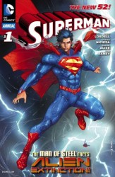 DC - Superman (New 52) Annual # 1