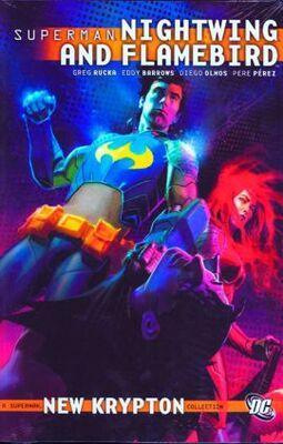 Superman Nightwing And Flamebird Vol 1 TPB