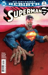 DC - Superman # 8 Variant