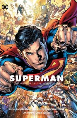 Superman Vol 2 Unity Saga House Of El HC