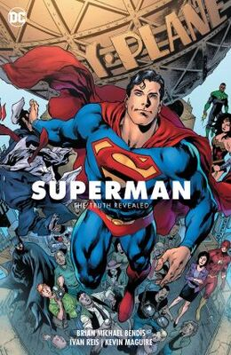 Superman Vol 3 The Truth Revealed HC