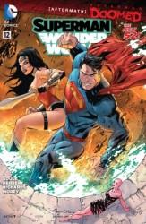 DC - Superman Wonder Woman (New 52) # 12