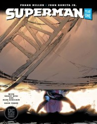 DC - Superman Year One # 3 Romita Cover
