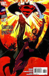 DC - Superman/Batman (2003 Series) # 83