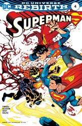 DC - Superman # 4