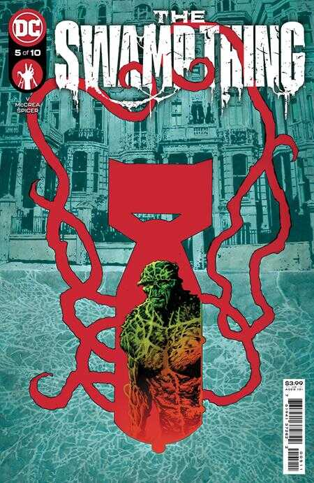 DC - SWAMP THING # 5 (OF 10) CVR A MIKE PERKINS