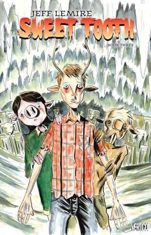 Vertigo - Sweet Tooth Book 3 TPB