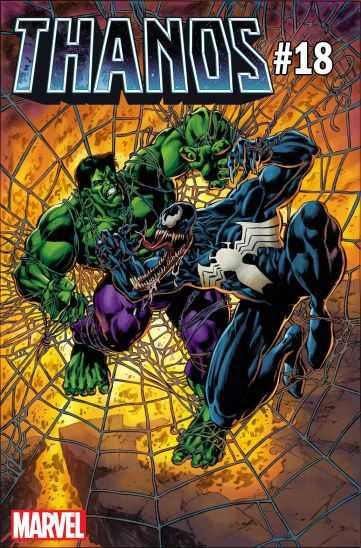 Marvel - Thanos (2016) # 18 Venom 30th Anniversary Variant