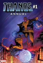 Marvel - Thanos (2016) Annual # 1
