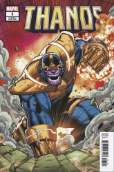 Marvel - Thanos (2019) # 1 Lim Variant
