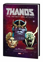 Marvel - Thanos The Infinity Relativity HC