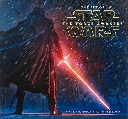 Diğer - Art of Star Wars The Force Awakens HC