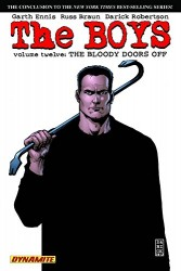 Dynamite - Boys Vol 12 Bloody Doors Off! TPB
