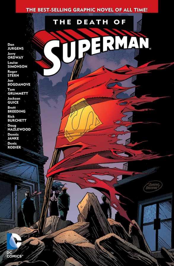 DC - Death Of Superman Vol 1 The Death of Superman TPB