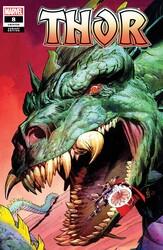 Marvel - Thor (2020) # 8 Nic Klein 1:25 Variant