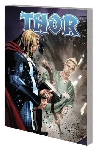 Marvel - THOR BY DONNY CATES VOL 2 PREY TPB