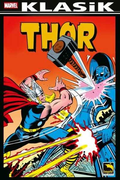 Büyülü Çizgi Roman - Thor Klasik Cilt 8