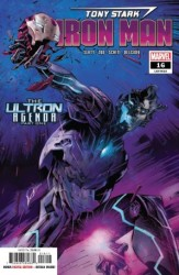 Marvel - Tony Stark Iron Man # 16