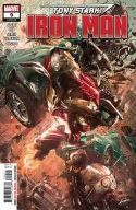 Marvel - Tony Stark Iron Man # 9